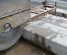 混凝土切割——某建筑